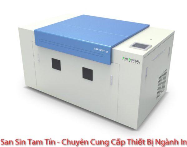 Thiết Bị Chế Bản CTP   CXK 800T 800V